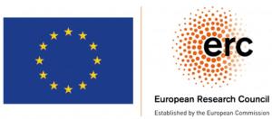 EU and ERC logo